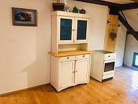 kuchyňka - pronájem apartmánu Tuhaň
