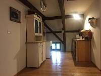kuchyňka - apartmán ubytování Tuhaň