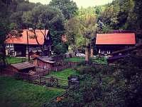 Chaty a chalupy Holanský rybník na chalupě k pronájmu - Vidim