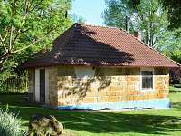 Chaty a chalupy Holanský rybník na chatě k pronajmutí - Drchlava