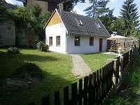 Chata k pronájmu - dovolená  Holanský rybník rekreace Horní Vidim