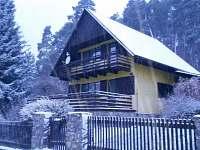 Chata u lesa - Újezd - chata k pronájmu - 22 Jestřebí