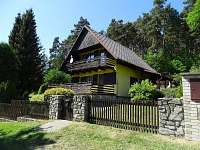 ubytování Staré Splavy na chatě k pronájmu