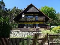 chata u lesa - ubytování Jestřebí