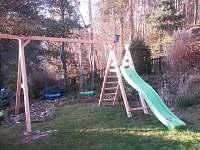 dětské minihřiště - Jestřebí