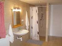 2. koupelna v přízemí