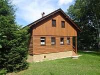 Chata k pronájmu - dovolená Jezero Chmelař rekreace Hostíkovice