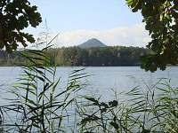 Milčanský rybník 50 m od chaty