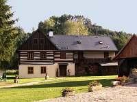 Penzion na horách - dovolená  Milčanský rybník rekreace Ráj