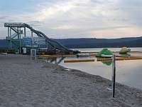 nedaleká Hlavní pláž Staré Splavy
