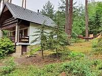 Chata k pronajmutí - dovolená Máchův kraj rekreace Holany