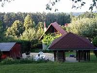 Staré Splavy chata  pronájem