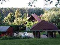 Chata k pronajmutí - dovolená  Milčanský rybník rekreace Staré Splavy