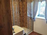 Apartmá DE LUXE (v roubence) - roubenka k pronajmutí - 11 Doksy - Žďár