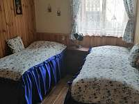 Ložnice přízemí 2 lůžka - Konrádov