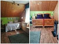 Pokoj v patře 3 lůžka - Konrádov