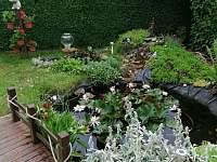 Zahrada - chalupa k pronajmutí Konrádov