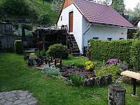 Zahrada - chalupa k pronájmu Konrádov