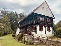 Chalupa k pronajmutí - dovolená Máchův kraj rekreace Tupadly