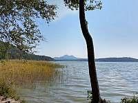 Máchovo jezero - chata k pronájmu Staré Splavy