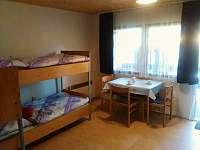 Obytná místnost - chata ubytování Staré Splavy