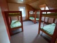 6-lůžkový pokoj - ubytování Levín - Horní Vysoké