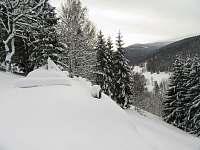 okolí zima - Velká Úpa