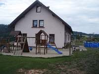 dětské hřiště - ubytování Bělá u Staré Paky