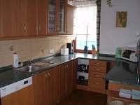 kuchyň - ubytování Bělá u Staré Paky
