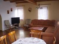 obývací pokoj - Bělá u Staré Paky