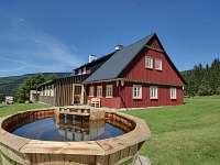 ubytování na chatě k pronájmu Horní Malá Úpa
