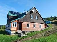 ubytování Krkonoše na chatě k pronájmu - Strážné