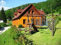 ubytování na chatě k pronajmutí Dolní Dvůr