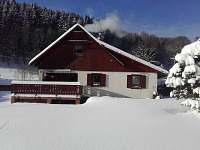 ubytování  v penzionu na horách - Prkenný Důl