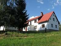 Chata k pronajmutí - Křížlice Krkonoše