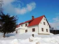 Chata na horách Křížlice