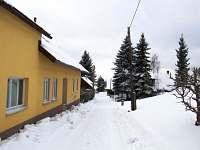 Rodinná chata Vysoké nad Jizerou