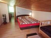 apartmán obývací část - rekreační dům k pronájmu Rokytnice nad Jizerou