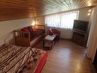 apartmán obývací část - Rokytnice nad Jizerou