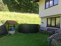 bazén - rekreační dům ubytování Rokytnice nad Jizerou
