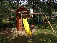 dětské hřiště - Rokytnice nad Jizerou