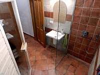 Koupelna + sauna přízemí - Rokytnice nad Jizerou - Rokytno
