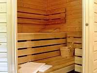 sauna - chalupa k pronajmutí Rokytnice nad Jizerou - Rokytno
