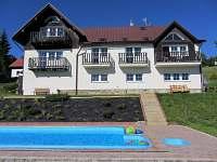 ubytování Vítkovice v penzionu na horách