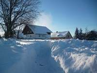 ubytování Lyžařský vlek Kořenov - Bavorák v penzionu na horách - Vysoké nad Jizerou