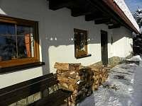 Vlčice u Trutnova - chata k pronajmutí - 24
