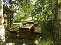 Vlčice u Trutnova - chata k pronajmutí - 16