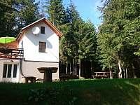 Chata k pronájmu - dovolená Rybník Dubina - Bílá Třemešná rekreace Oblanov - Dolce