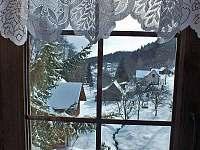 pohled v zimě - Žacléř - Prkenný Důl