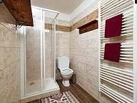 koupelna - Pec pod Sněžkou - Velká Úpa